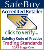 SafeBuy Trading Standards Accredited