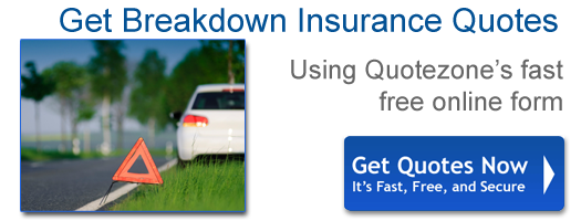 Breakdown insurance quotes compared