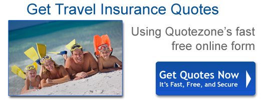 travel insurance quotes compared