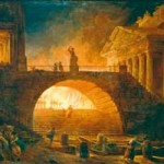 BoE and eurozone fiddles whilst Rome burns